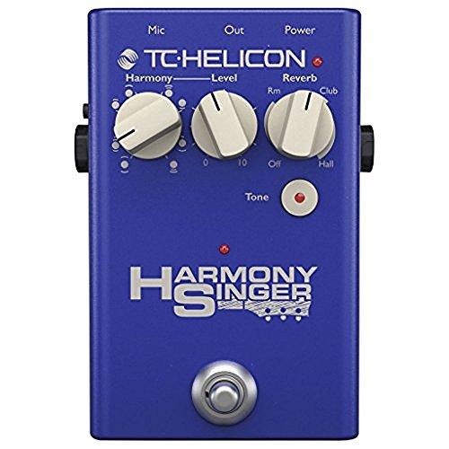 TC Helicon HARMONY SINGER - Pedalera multiefectos