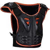 Bornbayb Schutzausrüstung, Brustschutz, Kinder Erwachsene Motorradweste, Rüstungsschutz, Schlittschuh Skikörperjacke