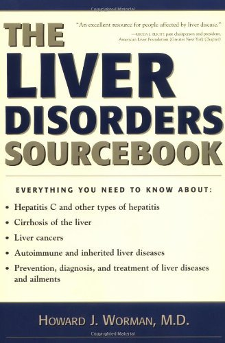 The Liver Disorders Sourcebook (Lowell House) (English Edition) Lowell House