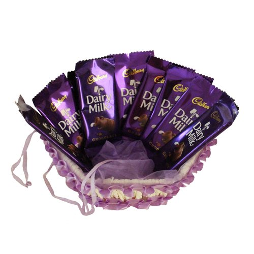 SFU E Com Dairy Milk Chocolate Hamper