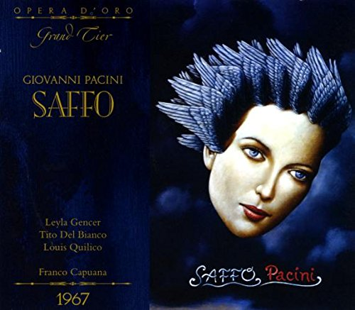Pacini : Saffo. Gencer, Bianco, Mattiucci, Capuana.