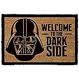 1art1 Star Wars - Dart Fener, Benvenuti nel Lato Oscuro Zerbino (60 x 40cm)