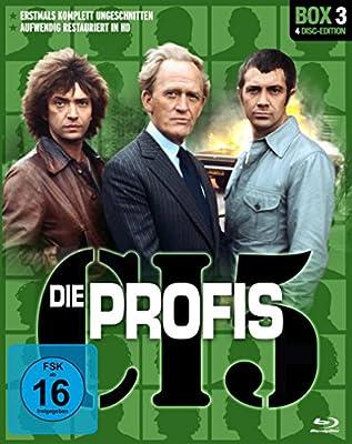 Die Profis - Box 3 [Blu-ray]