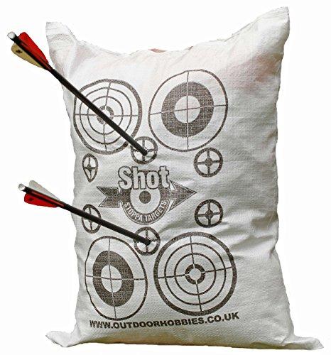 Shot Stoppa Zielscheibe-Tasche für Bogenschießen, Armbrust