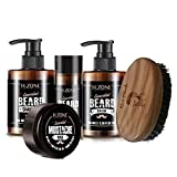 Kit Barbe et moustaches H-Zone Essential Beard - Renèe...
