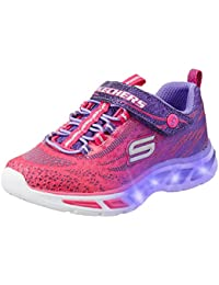 Skechers Litebeams, Baskets Basses Fille