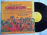 2726 052 Weber Oberon Bayerischen Rundfunks Rafael Kubelik 2x LP