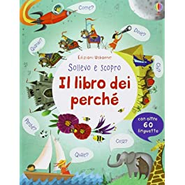 libro per bambini - il libro dei perché