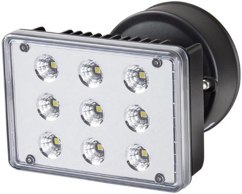 Brennenstuhl Hochleistungs-LED-Leuchte L903 IP55 schwarz, 1178630
