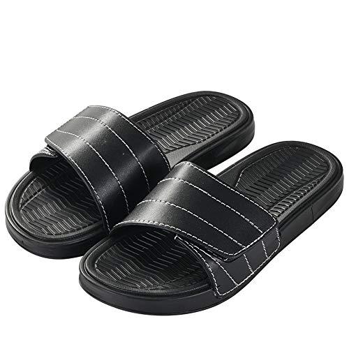 Unisex Adulto Zapatillas baño Antideslizantes Zapatillas