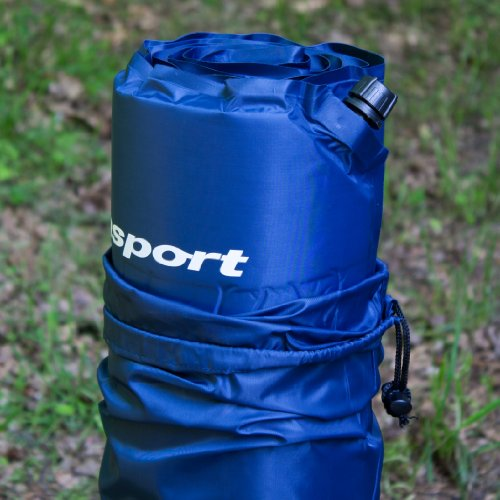Ultrasport selbstaufblasbare Isomatte, 200 x 66 x 6 cm - 3