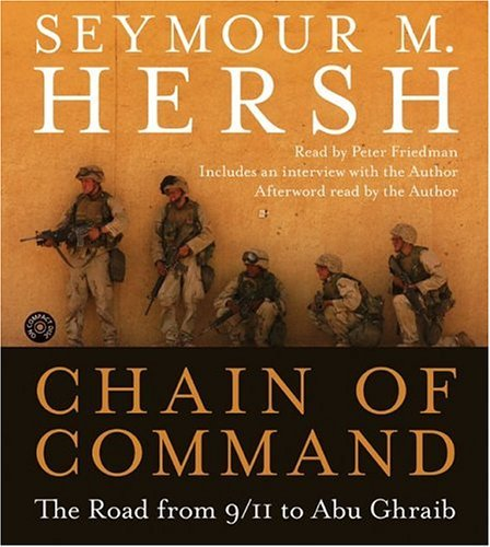 Chain of Command CD by Seymour M. Hersh (2004-10-05)