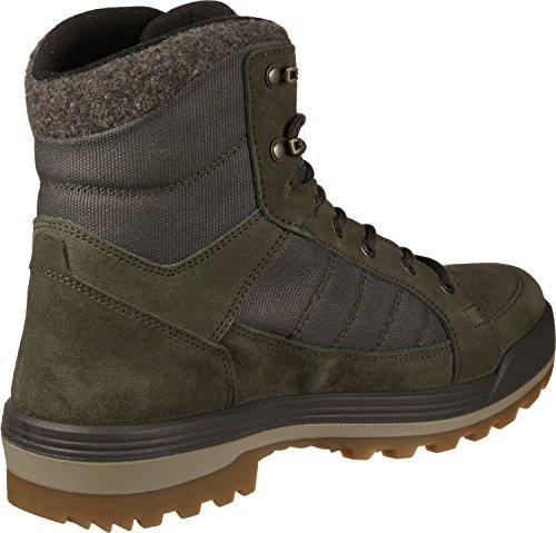 Lowa Isarco Iii Gtx Mid, Stivali da Escursionismo Uomo Marrone