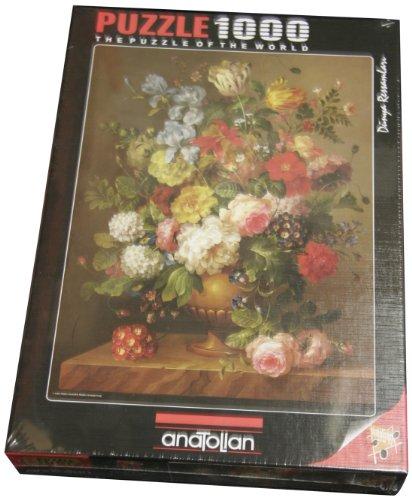 Anatolian/Perre Group ANA.3088 - Puzzle - Classic Bouquet, 1000-Teilig (Türkische Bouquet)