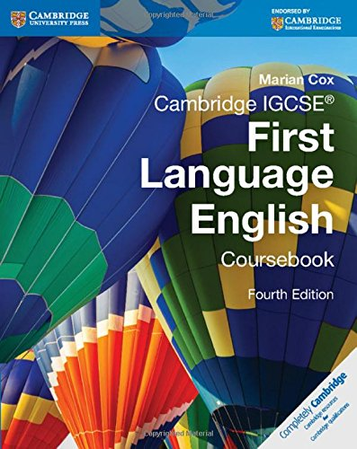 Cambridge IGCSE. First language english coursebook. Con espansione online. Per le Scuole superiori (Cambridge International IGCSE)