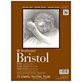 Strathmore str-475–1215Blatt Bristol Teller Pad, 9von 30,5cm