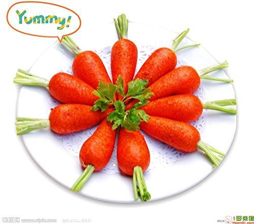 ¡¡Venta al por mayor!! 200 PC / 7 colores del arco iris de semillas de zanahoria Semillas de hortalizas zanahoria semillas de variedades de frutas locos pierden peso cuidado de la salud
