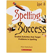 Spelling Success (Level - 3)