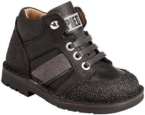 Piedro Concepts pour enfant Chaussures orthopédiques–Modèle S23421 Noir