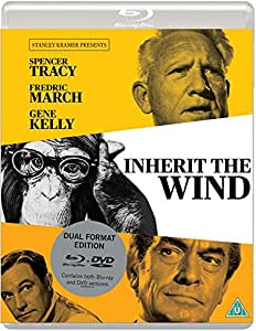 Inherit The Wind [Eureka Classics] Dual Format (Blu-ray & DVD)