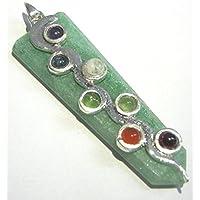 Hervorragender grüner Aventurin-Quarz-Chakra-Anhänger, Kristall-Schmuck, Geschenk, modisches Accessoire, Metaphysischer... preisvergleich bei billige-tabletten.eu