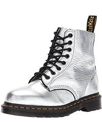 Dr. Martens Damen Pascal Khaki Virginia Combat Boots