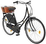tretwerk DIREKT gute Räder Class Duch Triple 28 Zoll Hollandrad, Damen-Fahrrad 3-Gang Nabenschaltung