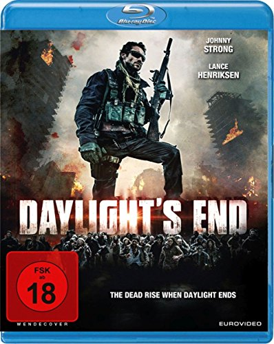 Daylight's End [Blu-ray] -