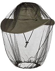 Outdoor Chapeau avec moustiquaire intégré