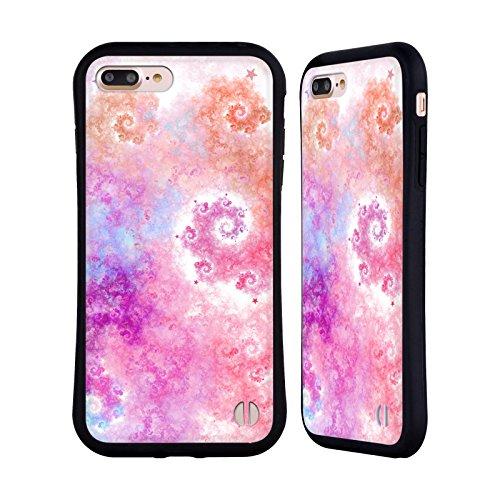 Ufficiale Eli Vokounova Zucchero filato Arte Frattale Case Ibrida per Apple iPhone 7 Plus