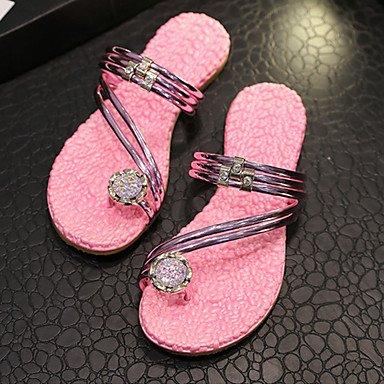 SHOES-XJIH&Hommes sandales Semelles Lumière Confort confort décontracté été PU Semelle légère au Chocolat noir Chocolat,télévision,US9.5 / EU42 / UK8.5 / CN43