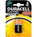 Duracell - Pile Alcaline - Duralock 9V x 1 Plus Power (6LR61)
