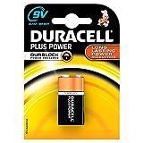 Duracell Duralock Plus Power - Alkaline Battery - 9 V - 6LR61