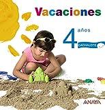 Vacaciones, educación infantil, 4 años - 9788466778831