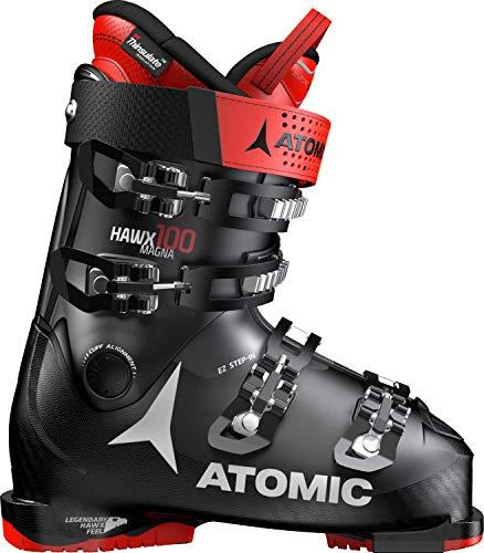 Atomic Unisex-Erwachsene ABO ATO All Mtain Inl Schneestiefel, Schwarz (Black/Red 000), 48/49 EU