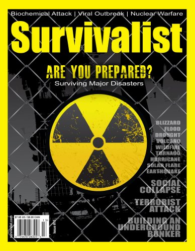Survivalist Magazine Issue #13 - Surviving Major Disasters (English Edition)