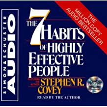 [(The 7 Habits of Highly Effective People: Powerful Lessons in Personal Change)] [by: Stephen R. Covey]