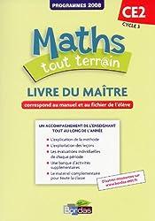 Maths tout terrain CE2 • Livre du maître