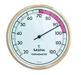 TFA 40.1011 Thermomètre pour sauna 16 cm (Import Allemagne)...