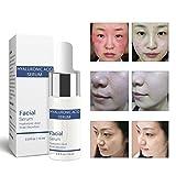 KAYI Whitening Gesichts Serum feuchtigkeitsspendende Gesichtsessenz Anti-Aging-Lösung - Hyaluronsäure Liquid Solution