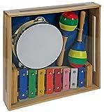 A B Gee lxs0033Holz Musical Instrument Set