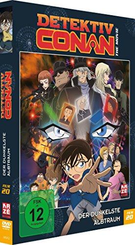 Detektiv Conan - 20. Film: Der dunkelste Albtraum [Limited Edition]