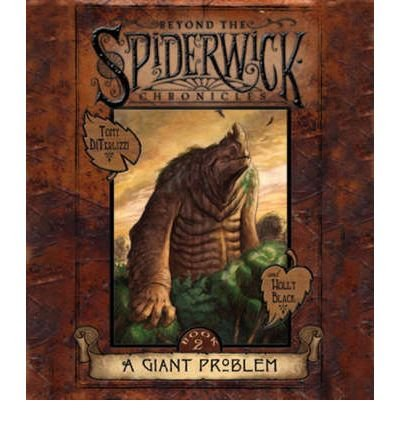 [( A Giant Problem (Beyond the Spiderwick Chronicles (Audio) #02) - By DiTerlizzi, Tony ( Author ) Compact Disc Sep - 2008)] Compact Disc