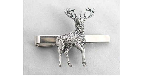 slide Shooter PP-SH00 English Pewter Emblem on a Tie Clip
