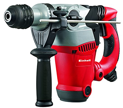 Einhell RT-RH Martillo perforador, 3.6 W, 230 V, Rojo/Negro, 340 x 135 x 345 mm (ref. 324258440)
