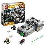 LEGO 75210 Star Wars Landspeeder Includes Moloch and Rebolt Minifigures Ground Transportation Vehicle Set