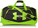 Under Armour UA Storm Undeniable II MD Borsa da Viaggio, Nero (Blk/Hyg), Taglia Unica