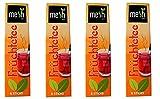 Mesh 4 er Pack Früchtetee - 4 x 6 Sticks Früchtetee, Tee genießen leicht gemacht - Kein Beutel, Kein Tropfen, Kein Löffel - Einfach in der Handhabung, natürlich im Geschmack!