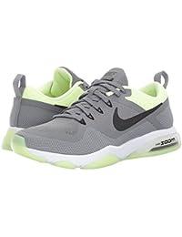 Nike Zapatillas de Material Sintético Para Mujer Gris Cool Grey/Black/Pure Platinum