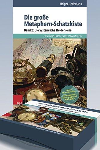 Die große Metaphern-Schatzkiste - Band 2: Die Systemische Heldenreise: Buch und 60 Karten: Systemisch Arbeiten mit Sprachbildern